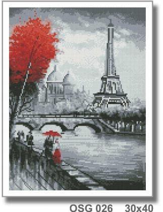Осінній Париж OSG 026 Твоє хоббі