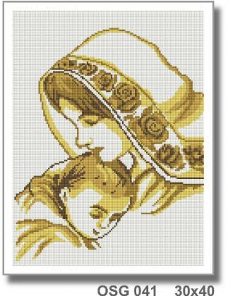 Мадонна з немовлям OSG 041 Твоє хоббі