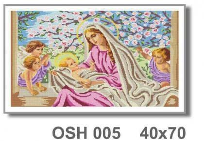 Мадонна в яблуневому саду OSH 005 Твоє хоббі