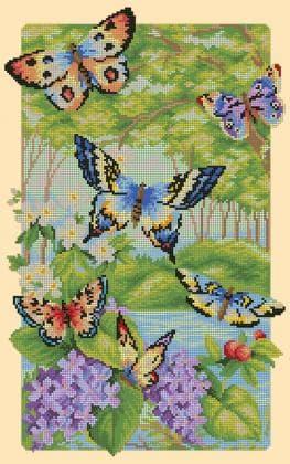 Метелики П-116 Бісерок