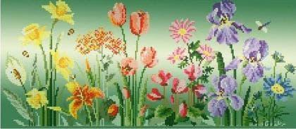 Весняні квіти П-119 Бісерок