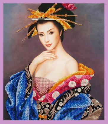 Чарівність Азії Р-323 Картини бісером