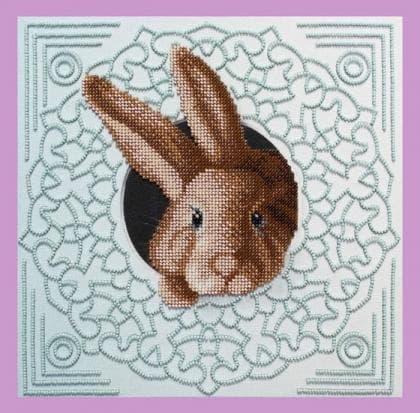 Кролик Р-338 Картини бісером