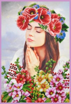Молитва Р-383 Картини бісером