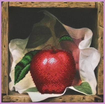 Яблуко Р-385 Картини бісером