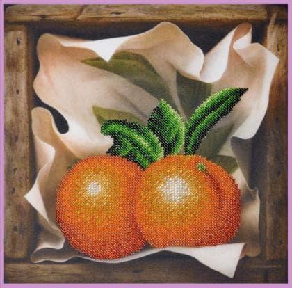 Апельсин Р-385 Картини бісером