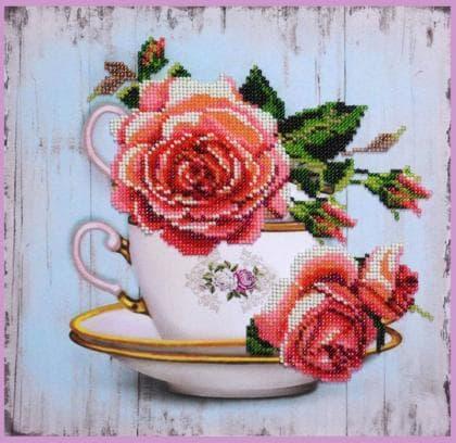Чайний дует 1 Р-390 Картини бісером