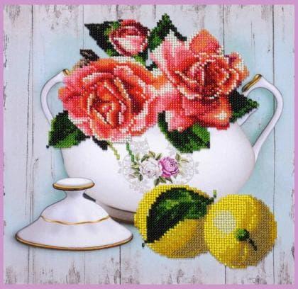 Чайний дует 2 Р-391 Картини бісером