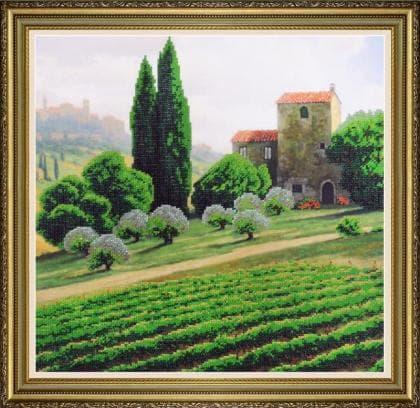 Італійський пейзаж Р-418 Картини бісером