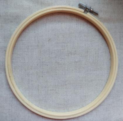 П'яльця бамбукові 18 см ПЛБ-18