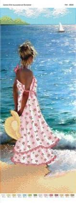 Дівчина біля моря ПМ-4004 Сяйво БСР