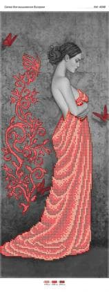 В червоному з метеликами ПМ-4048 Сяйво БСР