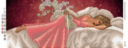 Дівчина зі скрипкою ПМ-4050 Сяйво БСР