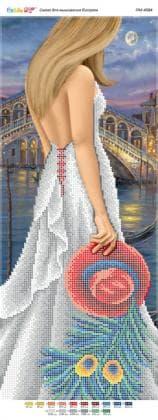 Панна на фоні Венеції ПМ-4084 Сяйво БСР