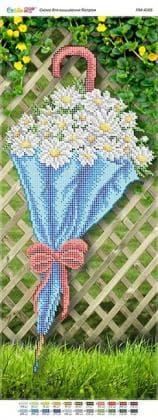 Парасолька з трояндами ПМ-4105 Сяйво БСР