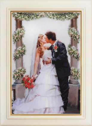 Поцілунок нареченої