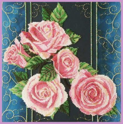 Троянди Р-420 Картини бісером
