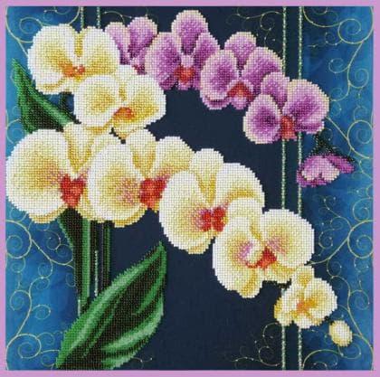 Орхідеї Р-421 Картини бісером