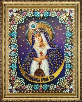 Божа Мати Остробрамська Р-425 Картини бісером
