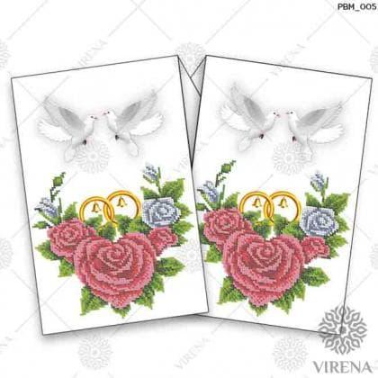 Весільний рушник РВМ-005 VIRENA