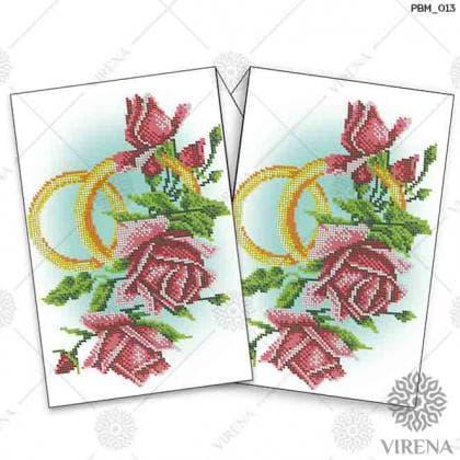 Весільний рушник РВМ-013 VIRENA
