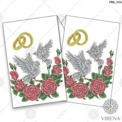 Весільний рушник РВВ-006 VIRENA