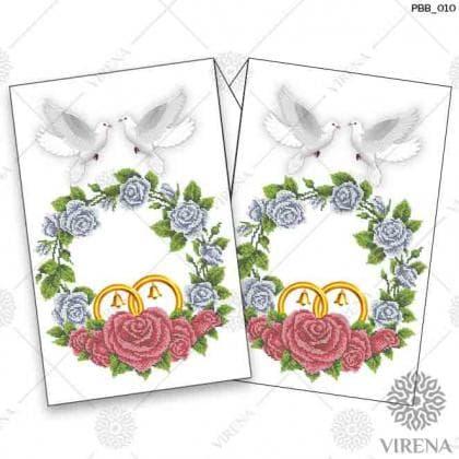 Весільний рушник РВВ-010 VIRENA
