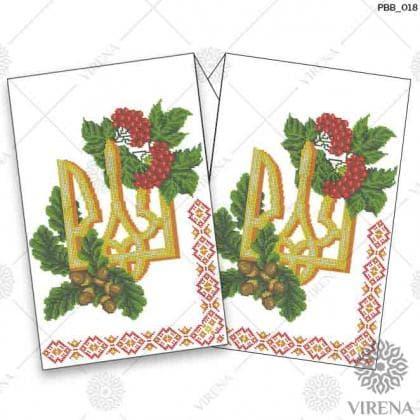 Весільний рушник РВВ-018 VIRENA