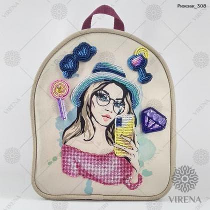 Рюкзак під вишивку Рюкзак-308 VIRENA