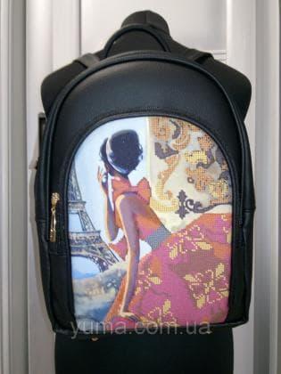Рюкзак під вишивку