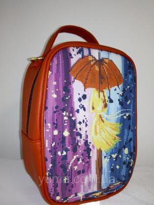 Рюкзак-сумка під вишивку М 1 С 5 Червоний ЮМА