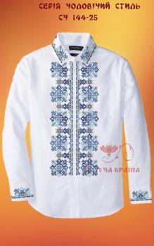 Заготовка  для сорочки СЧ-144-25 Квітуча країна
