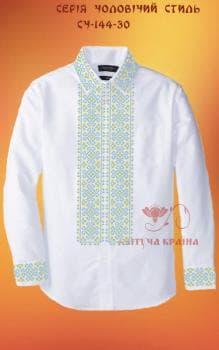 Заготовка  для сорочки СЧ-144-30 Квітуча країна