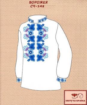 Заготовка  для сорочки СЧ-148 Квітуча країна