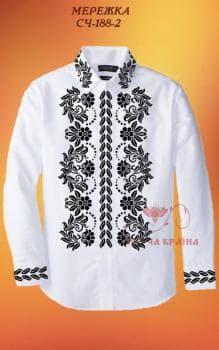 Заготовка  для сорочки СЧ-188-2 Квітуча країна