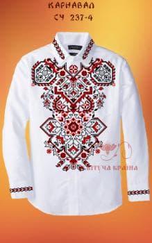 Заготовка  для сорочки СЧ-237-4 Квітуча країна