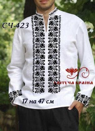 Заготовка  для сорочки СЧ-423 Квітуча країна