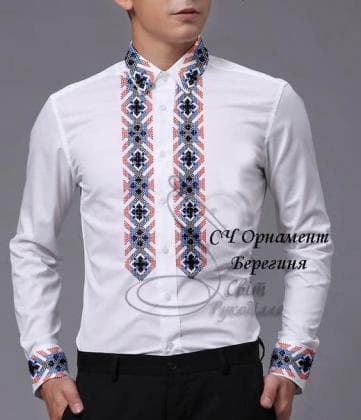 Заготовка для сорочки СЧ Орнамент Берегиня Світ рукоділля