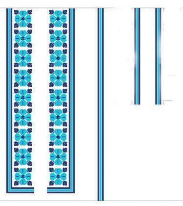 Заготовка для сорочки СЧ ПЖ-229-1 Гармонія
