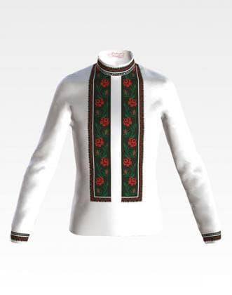 Заготовка для сорочки СД-058 Барвиста вишиванка