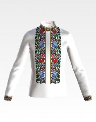 Заготовка для сорочки СД-064 Барвиста вишиванка