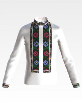 Заготовка для сорочки СД-065 Барвиста вишиванка