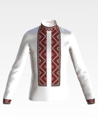 Заготовка для сорочки СД-067 Барвиста вишиванка