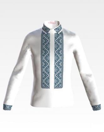 Заготовка для сорочки СД-068 Барвиста вишиванка