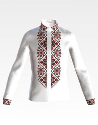 Заготовка для сорочки СД-070 Барвиста вишиванка
