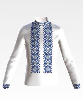 Заготовка для сорочки СД-071 Барвиста вишиванка