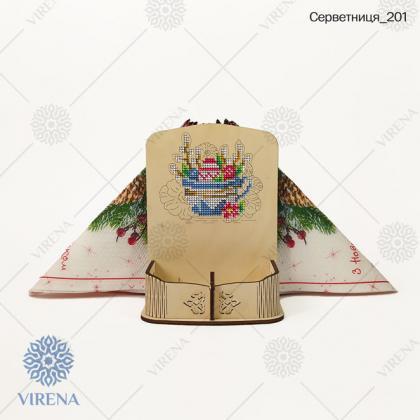 Серветниця Серветниця-201 VIRENA