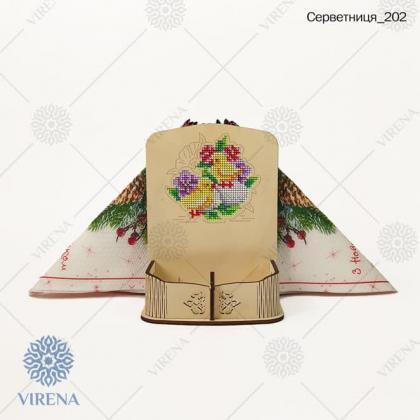 Серветниця Серветниця-202 VIRENA