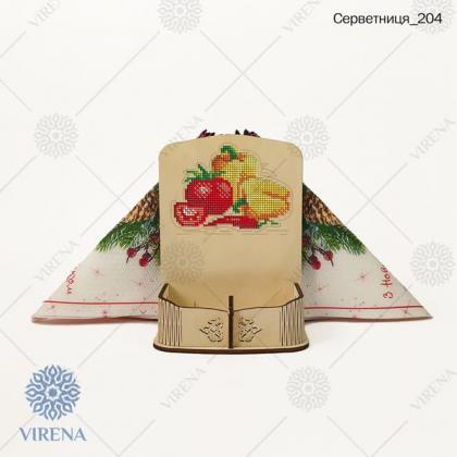 Серветниця Серветниця-204 VIRENA