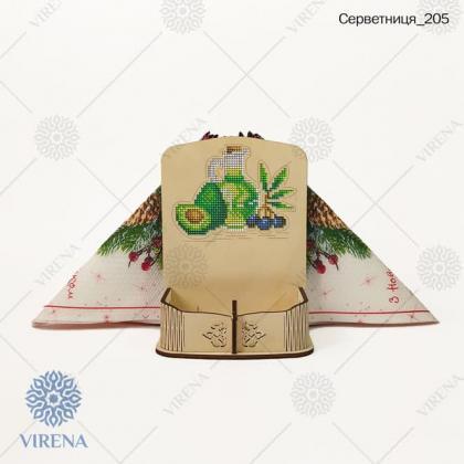 Серветниця Серветниця-205 VIRENA